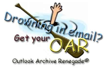 Drowning in email? Get your OAR!